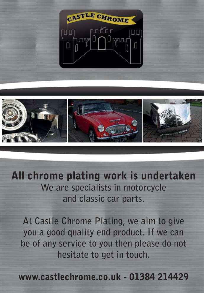 Castle Chrome | The Motor Car Directory - Dealers and Parts