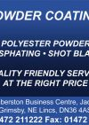 CJ Powder Coatings