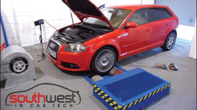 Southwest in Car Tech