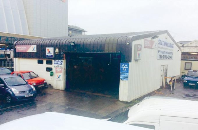 Station Garage (Southend) Ltd