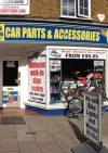G.K Motor Factors Ltd