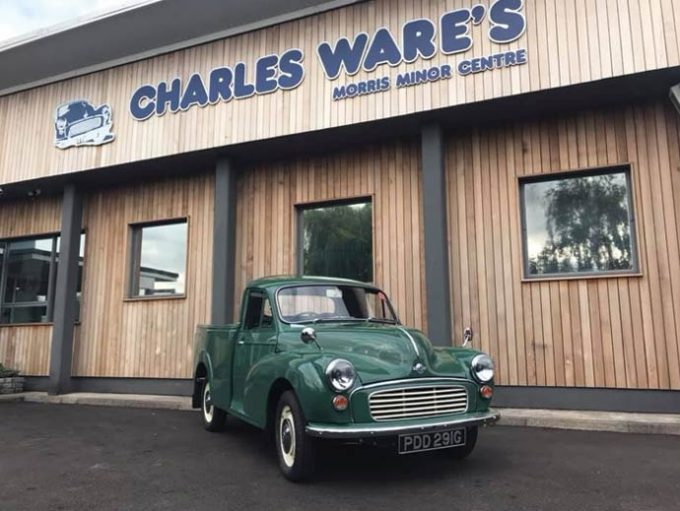 Charles Ware's Morris Minor Centre Ltd