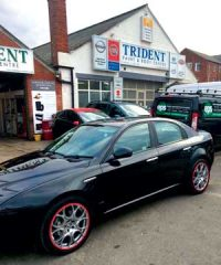 Trident Paint & Body Centre Ltd