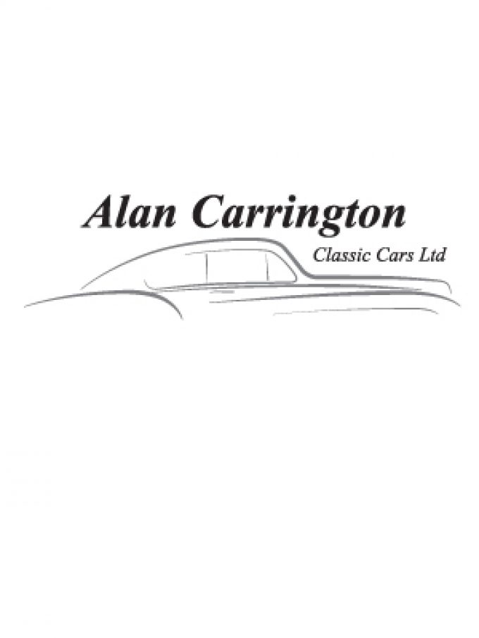 Alan Carrington (Specialist in Classic & Sports Cars)