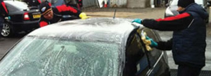Car Wash City