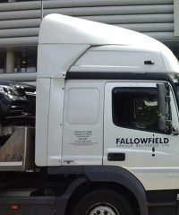 Fallowfield Vehicle Deliveries