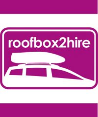 Roof Box 2 Hire