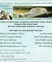 Segal (Motor Trimmings) Ltd