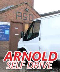 Arnold Self Drive Vehicle Movement
