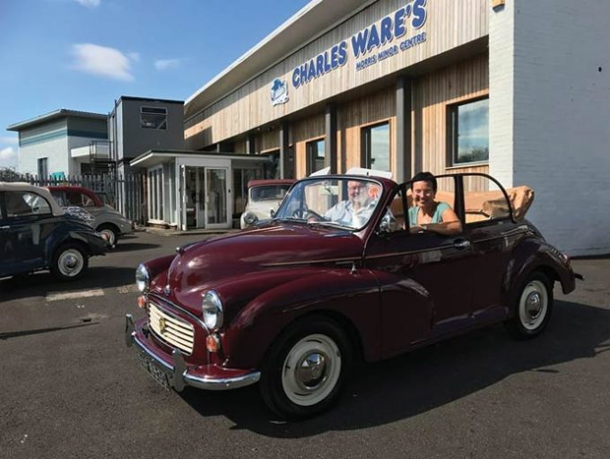 Charles Ware's Morris Minor Centre Ltd