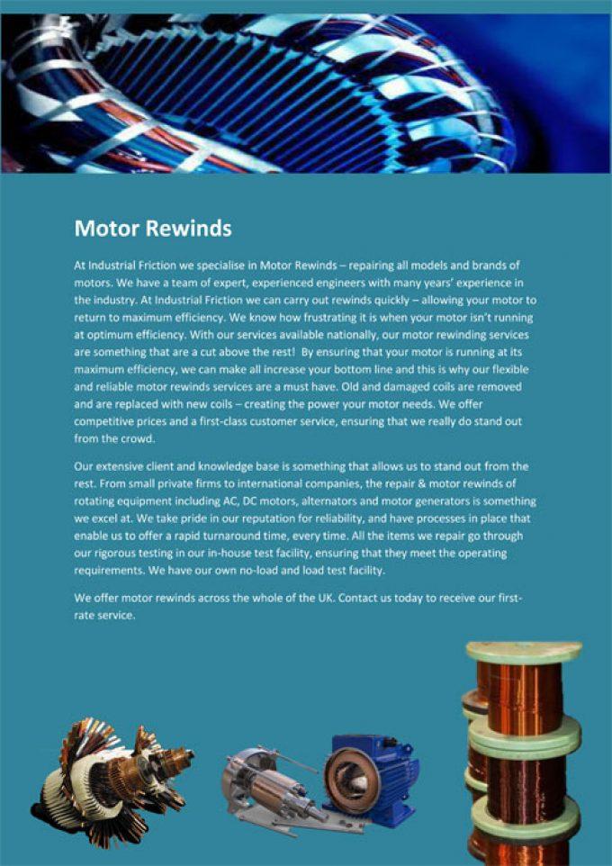 Industrial Friction Materials Ltd