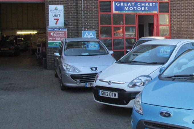 Great Chart Motors