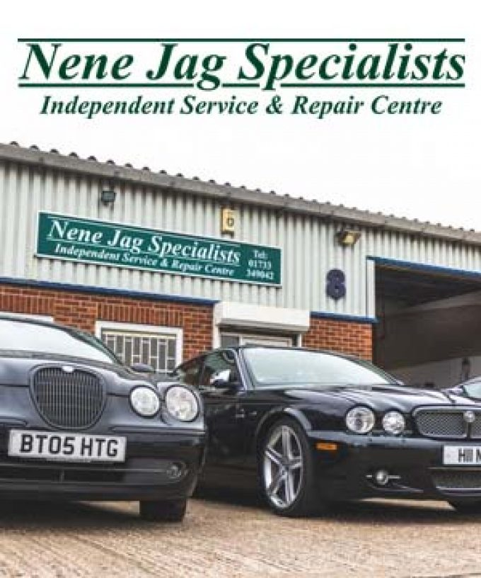 Nene Jag Specialists